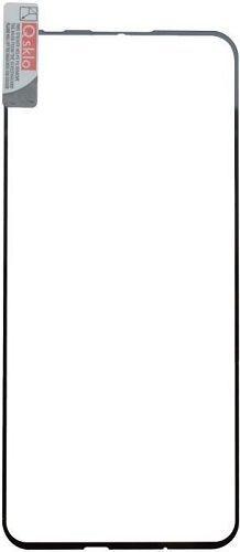 Q sklo 2,5D tvrdené sklo pre Honor 20 Lite, čierna