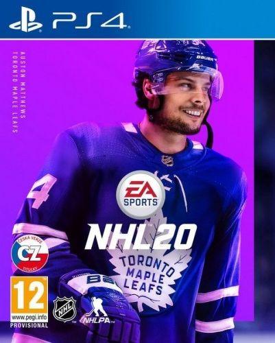 NHL 20 PS4 hra