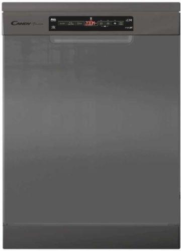 CANDY CDPN 4D620PX, strieborná smart umývačka riadu