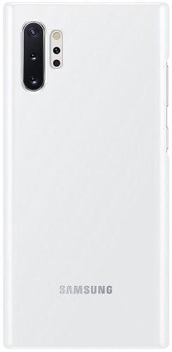Samsung LED Cover puzdro pre Samsung Galaxy Note10+, biela