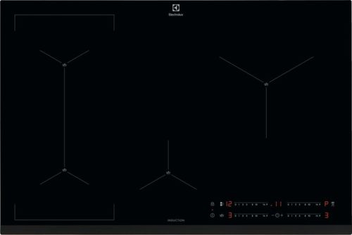 ELECTROLUX EIS82449, čierna indukčná varná doska