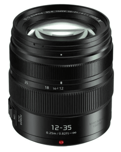 Panasonic Lumix G X Vario 12-35mm f/2,8 II ASPH Power O.I.S.