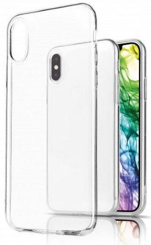 Aligator Transparent puzdro pre Samsung Galaxy A80, transparentná