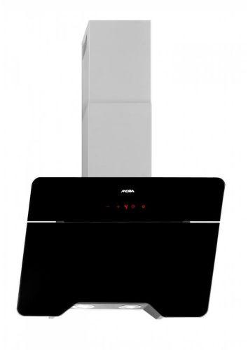 Mora OV 685 GB, čierny komínový digestor