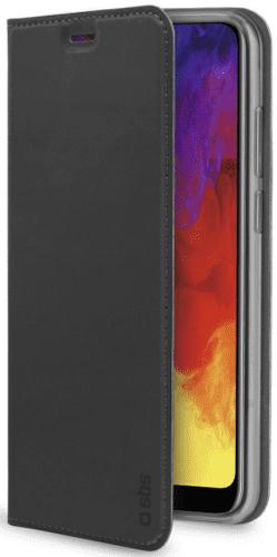 SBS Lite knižkové puzdro pre Huawei Y6 2019/Y6 Pro 2019/Honor 8A, čierna