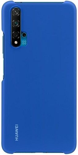 Huawei Protective Case pre Huawei Nova 5T, modrá