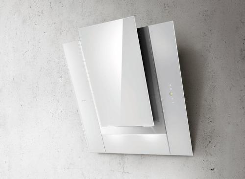 Elica ICO WH/F/80, biely nástenný digestor