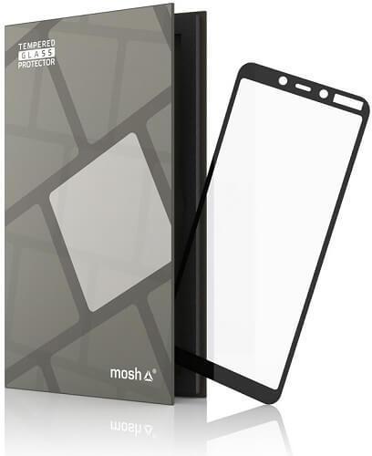 TGP tvrdené sklo pre Nokia 3.1 Plus, čierna