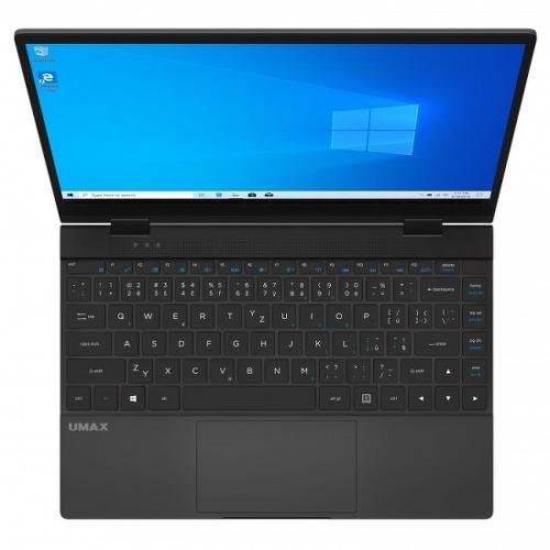 Umax VisionBook 13Wg Flex UMM220V13 antracitový