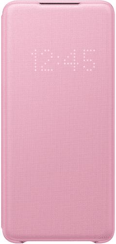 Samsung LED View Cover puzdro pre Samsung Galaxy S20+, ružová