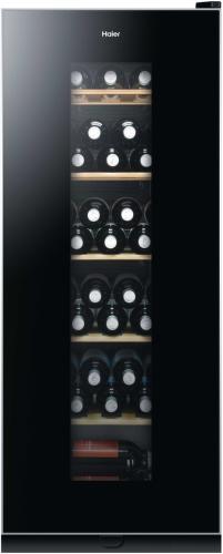 HAIER WS59GAE, čierna vinotéka