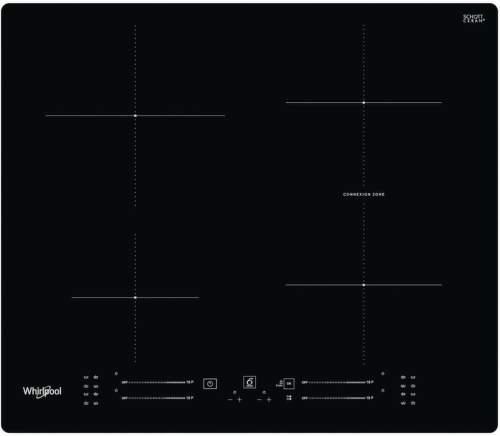 WHIRLPOOL WB S2560 NE, čierna indukčná varná doska