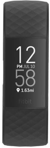 Fitbit Charge 4 čierny