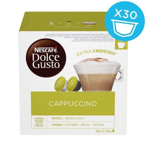 Cappuccino magnum pack 30 ks