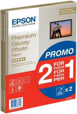 Epson Premium Glossy, 30ks