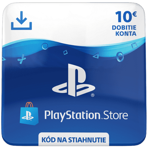 Sony PlayStation Store 10 eur
