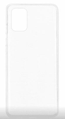 Mobilnet silikónové puzdro pre Samsung Galaxy A51, transparentná