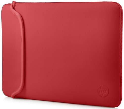 "HP Chroma Reversible Sleeve 14"" červené/čierne"