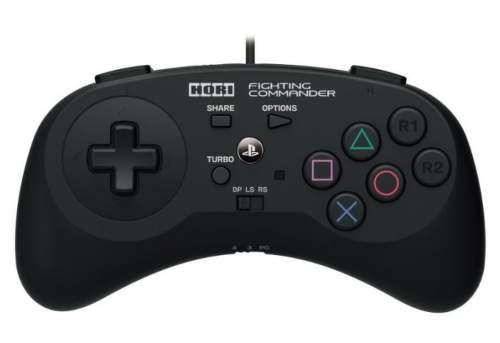 Hori Fighting Commander (PC, PS3, PS4) čierny