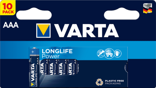 VARTA LL Power 10 AAA