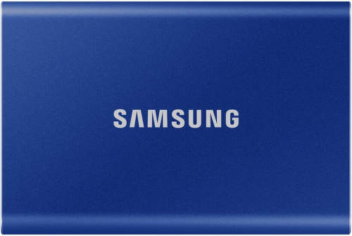 Samsung T7 2TB USB 3.2 modrý