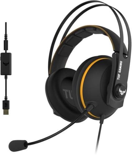 Asus TUF Gaming H7 čierno-žltý
