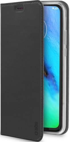 SBS knižkové puzdro pre Motorola Moto G Stylus/Moto G Pro, čierna