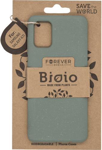 Forever Bioio puzdro pre Samsung Galaxy A71, zelená