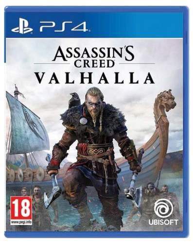 Assassin's Creed Valhalla PS4 hra