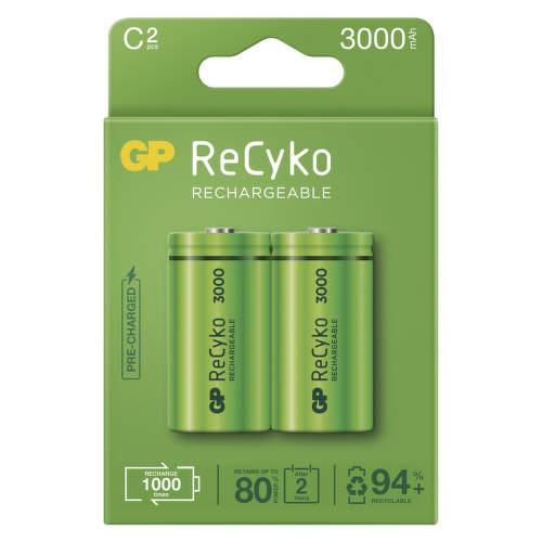 GP ReCyko HR14 (C) 3000 mAh, 2 ks