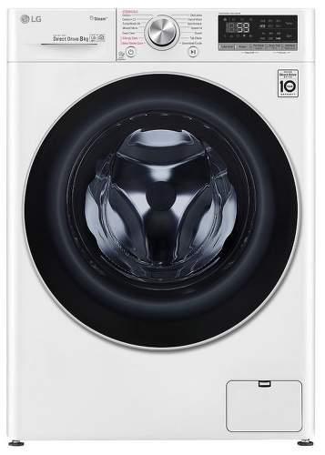 LG F4WN708S1, Parná práčka plnená spredu