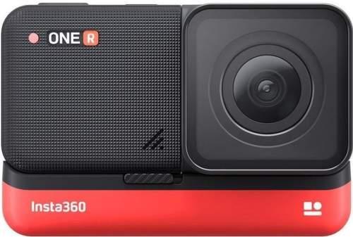 Insta360 One R 4K Edition čierna/červená
