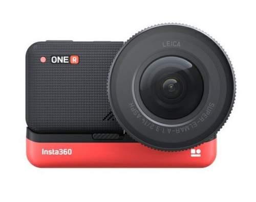 Insta360 One R 1-inch Edition čierna/červená