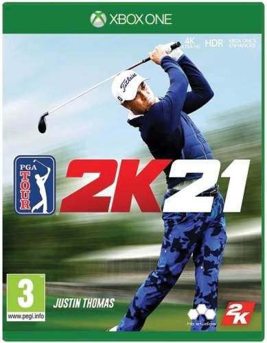 PGA Tour 2K21 - Xbox One hra