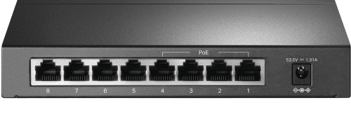 TP-LINK TL-SF1008P 8-port Switch