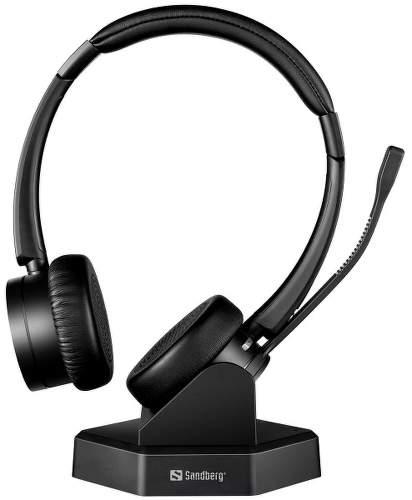 Sandberg Bluetooth Office Headset Pro+
