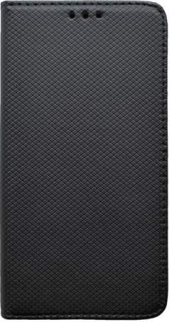 Mobilnet knižkové puzdro pre Motorola G8 Power Lite, čierna