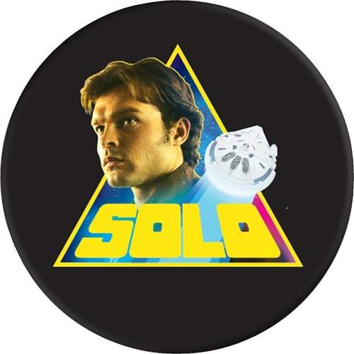 Popsocket držiak na telefón, Solo Star Wars