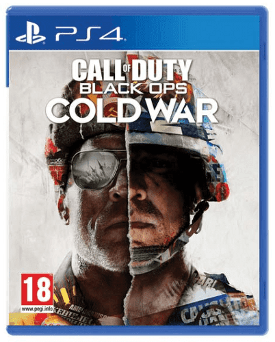 Call of Duty: Black Ops - Cold War (PS4 hra)