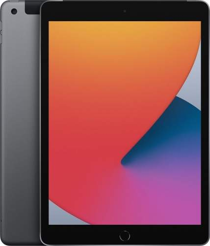 Apple iPad 2020 128GB Wi-Fi + Cellular MYML2FD/A vesmírne sivý