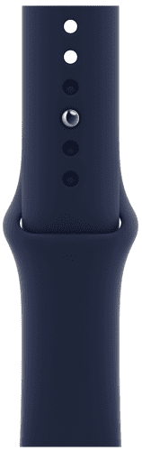 Apple Watch 44 mm športový remienok námornícky tmavomodrý štandardný