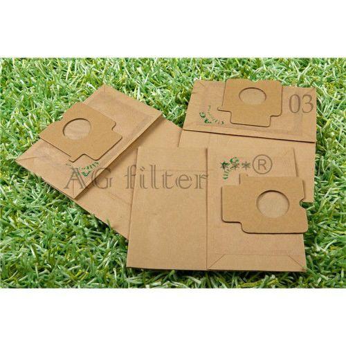 AG PA 085, papierové vrecká