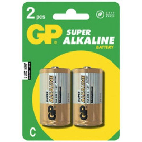 GP 14A LR14 ALKACELL/2