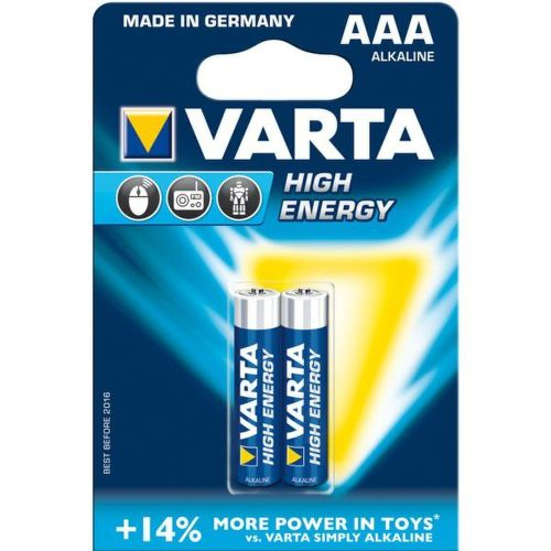 VARTA high energy LR03 4903/2
