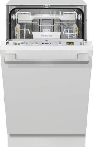 Miele G5481 SCVi ED, Vstavaná umývačka riadu