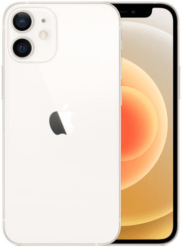 Apple iPhone 12 mini 128 GB White biely