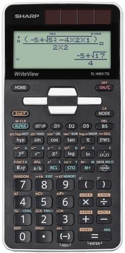 Sharp EL-W531TGB biela