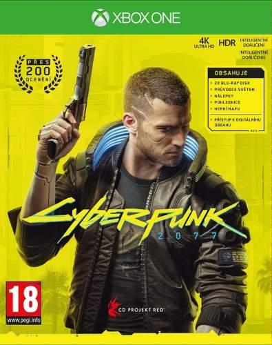 Cyberpunk 2077 Xbox One hra