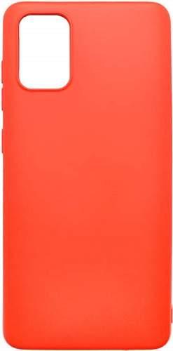 Mobilnet TPU puzdro pre Samsung Galaxy A51 červená