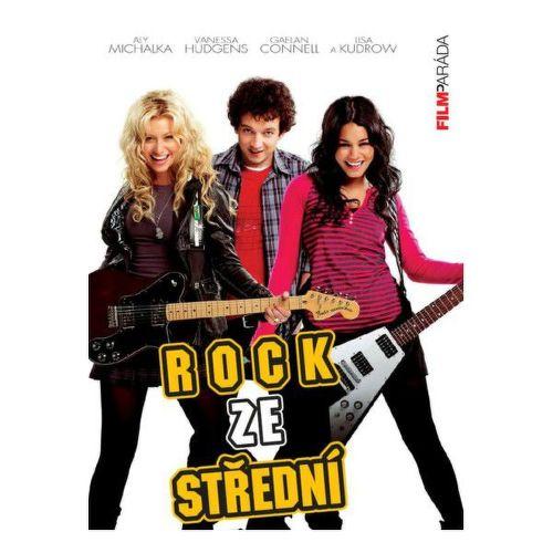 DVD F - Rock ze střední